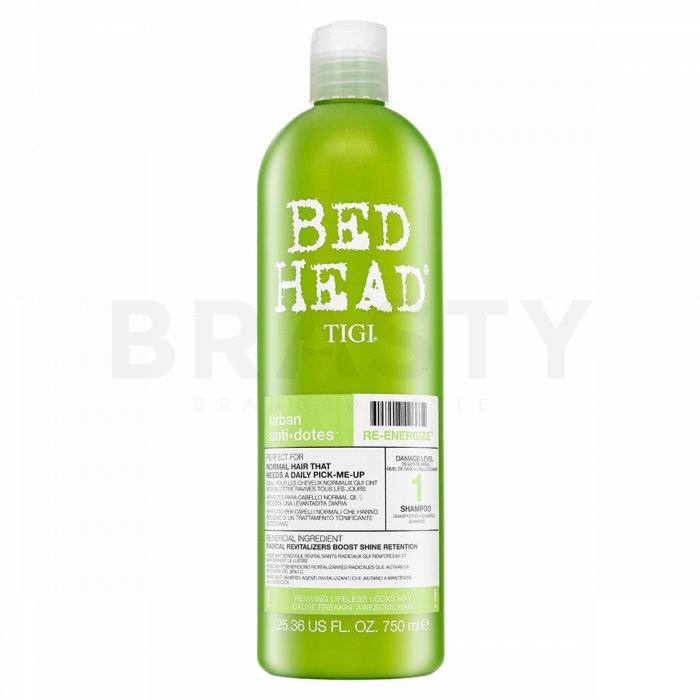 Tigi Bed Head Urban Antidotes Re-Energize Shampoo șampon pentru folosirea zilnică 750 ml
