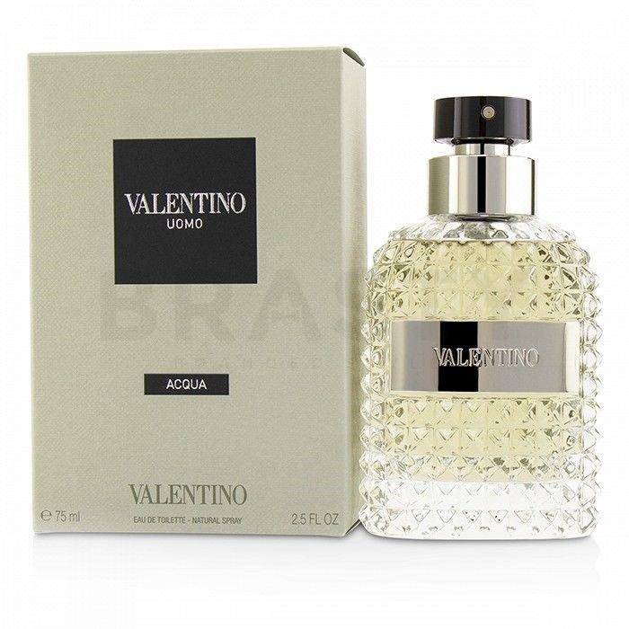 Valentino Valentino Uomo Acqua Eau de Toilette pentru bărbați 75 ml