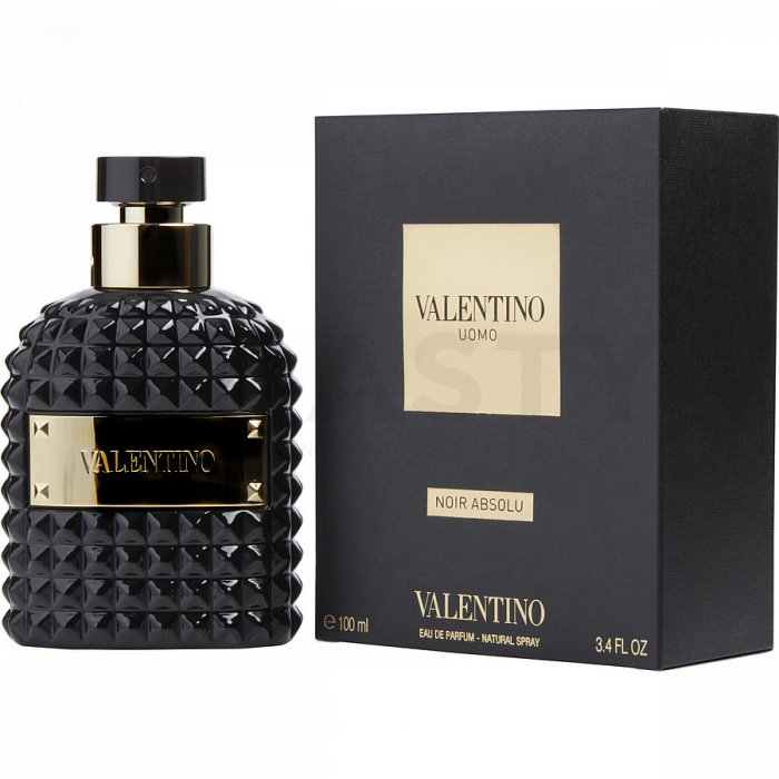 Valentino Valentino Uomo Noir Absolu Eau de Parfum pentru bărbați 100 ml