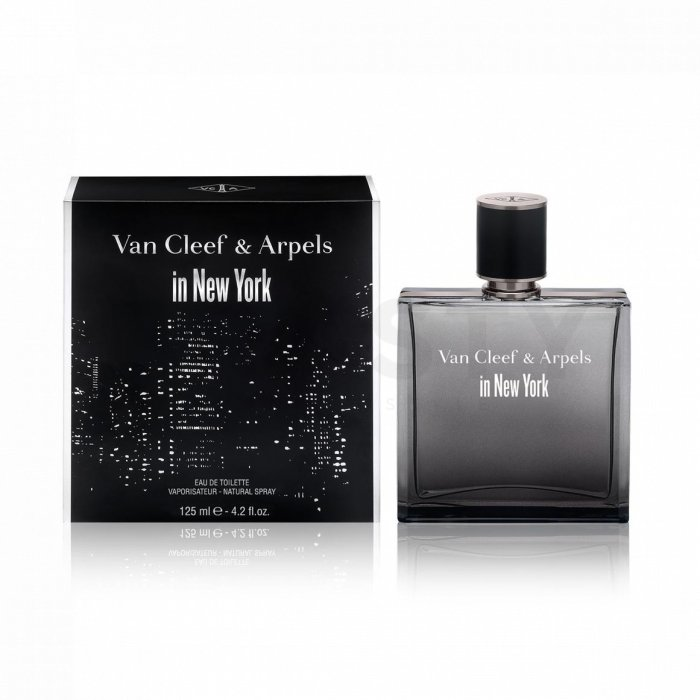 Van Cleef & Arpels In New York Eau de Toilette bărbați 125 ml