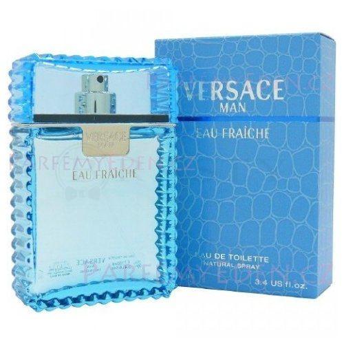 Versace Eau Fraiche Man eau de Toilette pentru barbati 200 ml