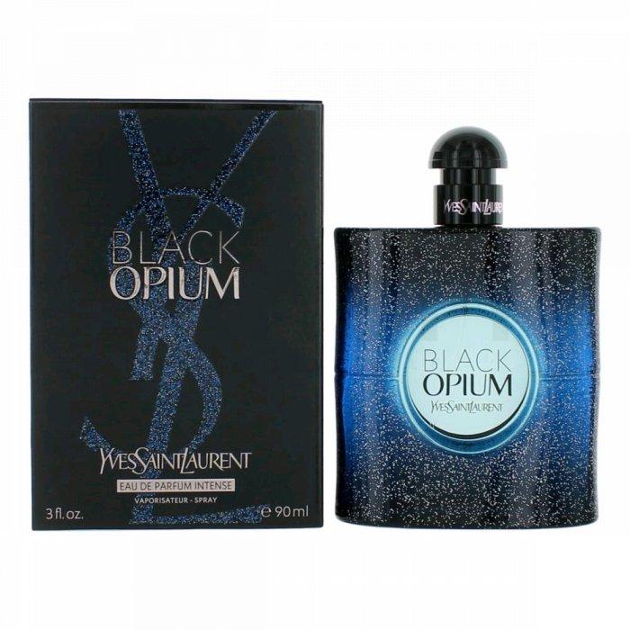 Yves Saint Laurent Black Opium Intense Eau de Parfum femei 10 ml Eșantion